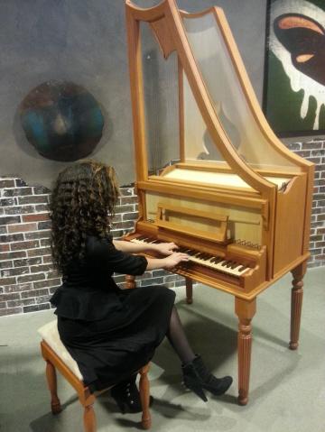 Lautenwerk Harpsichord Sound Samples