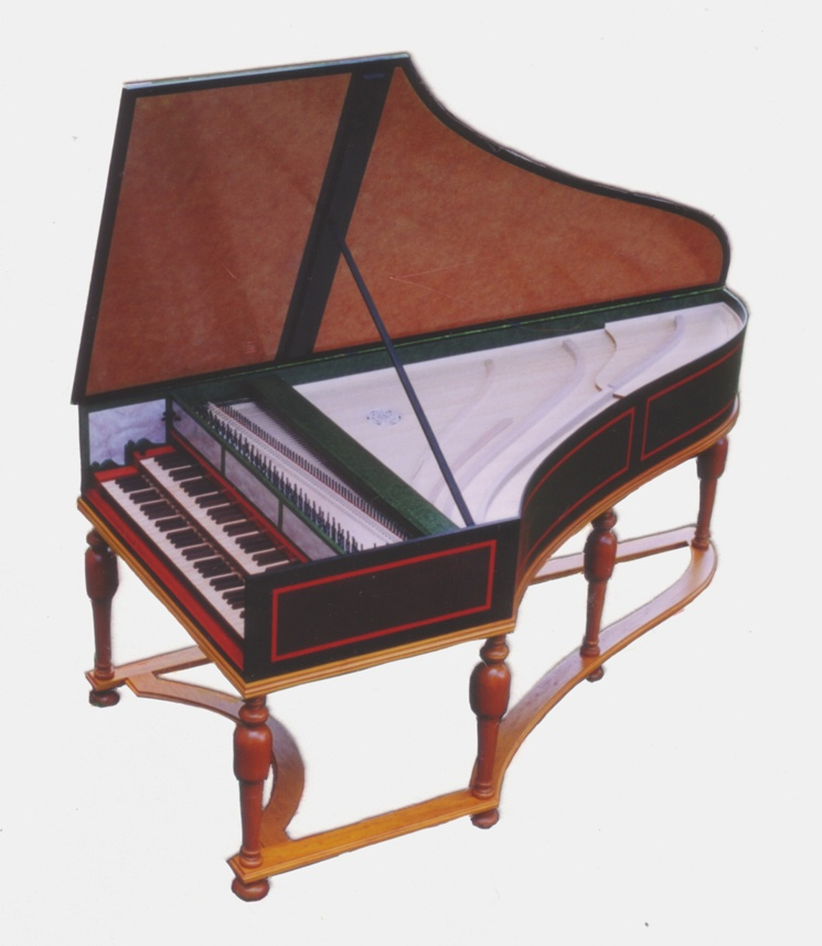 Custom Made Harpsichord
