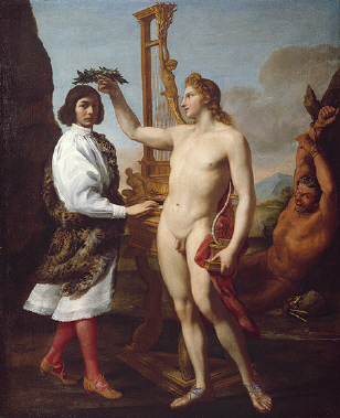 Sacchi Painting